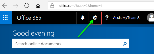 Connecting assistmyteam apps to sharepoint with office 365 account generate an app password publicscrutiny Images
