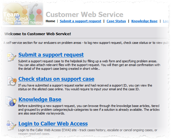 Team Helpdesk for Outlook and SharePoint | United ADDins