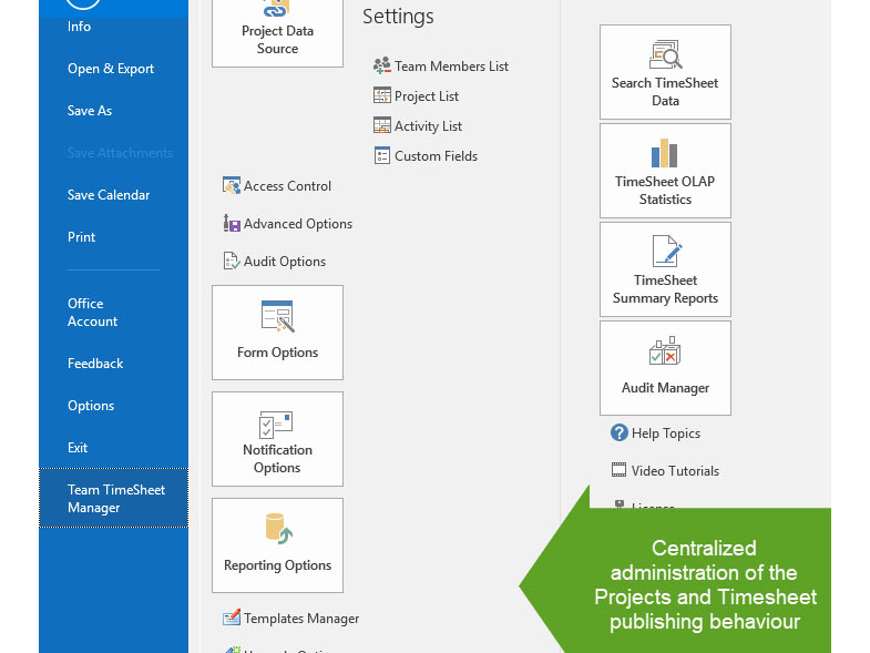 TimeSheet Add-ins for Outlook - AssistMyTeam